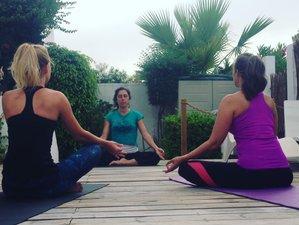 8 Tage Begeisterndes Yoga- und Surfcamp in Praia da Luz, Algarve