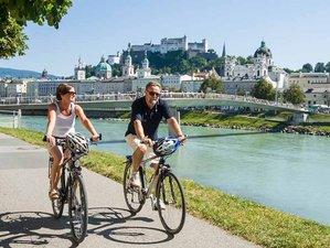 4 Days Short Salzkammergut Cycle Path Bike Tour in Austria
