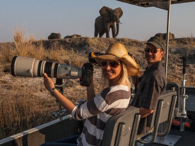 7 Days Chobe Wildlife Photography Safari
