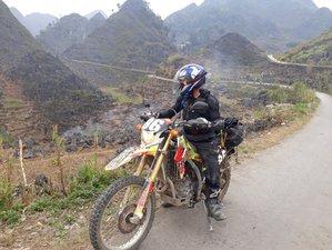 11 Days Adventurous Loop Guided Motorcycle Tour in Northwest Vietnam