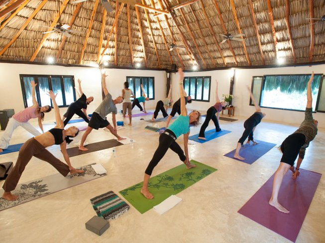 8 Days Fun and Creative Yoga Retreat in Mexico