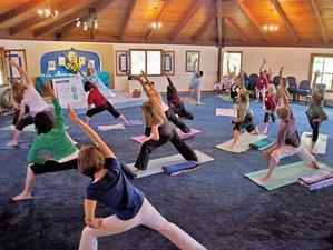29 Days 200-Hour Spiritual Ananda Yoga Teacher Training in Northern California, USA