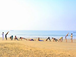 24 Days 200 Hours Yoga Teacher Training in Goa, India