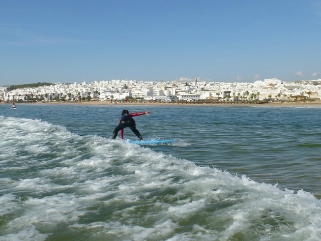 8 Days Surf and Yoga Holidays in Spain