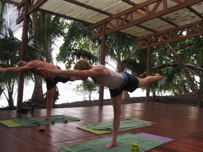 6 Days Blissed Yoga Retreat in Osa Peninsula, Costa Rica