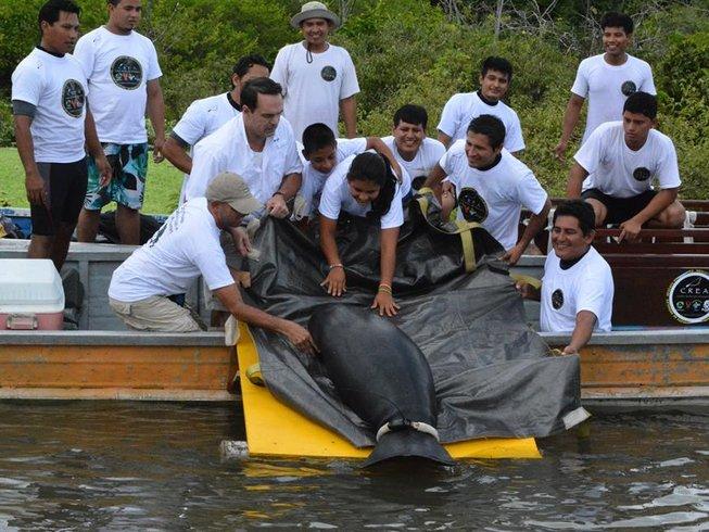 15 Days SUP and Yoga Retreat in Peru