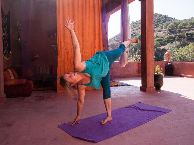 6 Days Yoga Retreat at Atlas Mountains, Morocco
