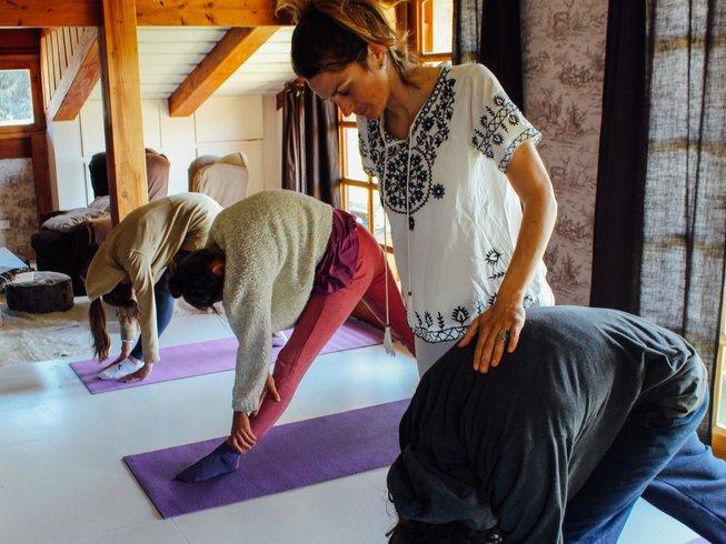 6 Tage Yoga Urlaub auf einer Farm in Argentinien