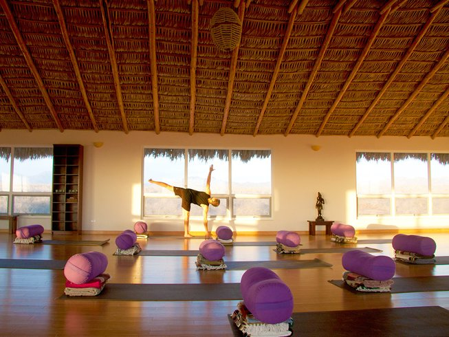 7 Days Toning, Strengthening, Pilates, and Yoga Retreat in Baja California Sur, Mexico