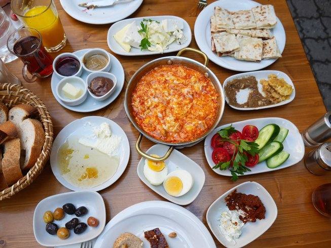 3 Days Gourmet Istanbul Culinary Holiday