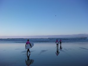 8 Day Girls Only Surf and Yoga Holiday in Lanzarote, Canary Islands