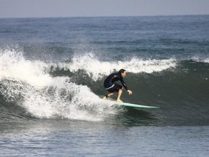 7 Days Affordable Sayulita Surf Camp Mexico