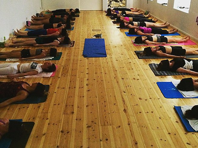 27 Days 200-Hour Yoga Teacher Training Denmark