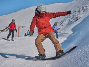 8 Day Winter Snowboard and Yoga Holiday in East Tyrol