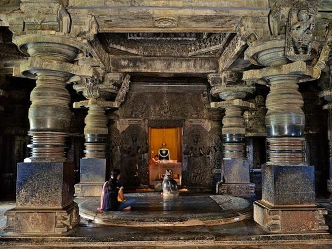 12 Days Pilgrimage and Yoga Retreat India