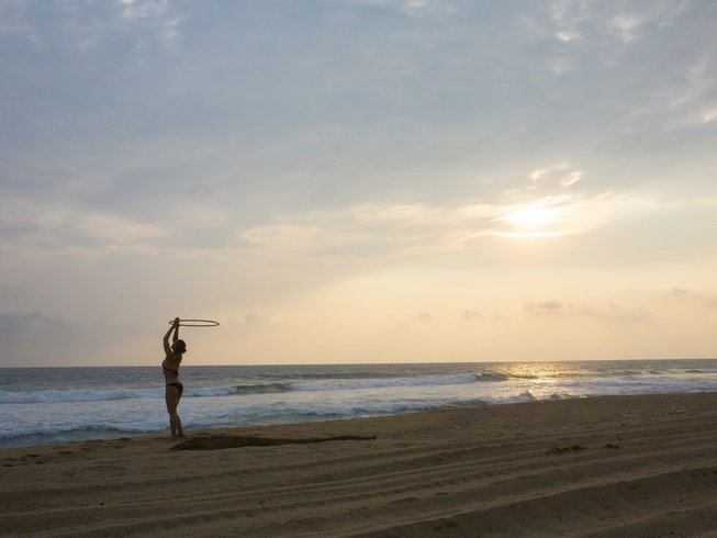 7 Days Creativity and Freedom Yoga Retreat in Mexico