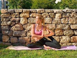 Vacances de yoga 3 jours sur la Côte d'Azur, France