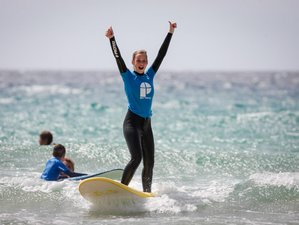 8 Days Perfect Surf Camp in Corralejo, Spain