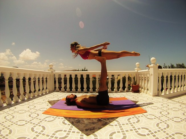 8 Days Reiki and Yoga Retreat in Canary Islands, Spain