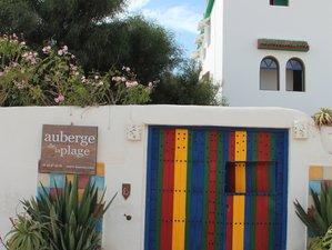 Auberge de la Plage in Sidi Kaouki, Morocco