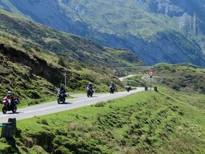 8 Day Fantastic Pyrénées Guided Motorcycle Tour in France, Andorra, and Spain