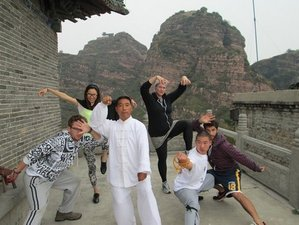 1 Month Taiji & Kung Fu Training in Handan,China