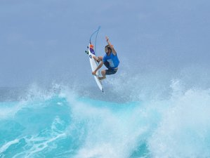 8 Days Incredible Surf Camp in Thulusdhoo, Kaafu Atoll, Maldives