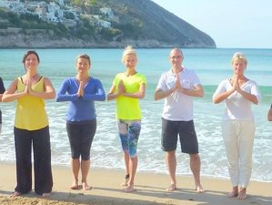 6 Days Rejuvenating Yoga Retreat in Spain
