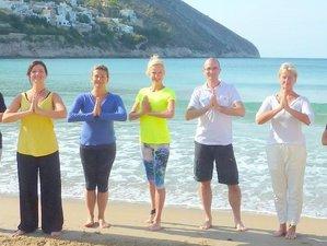 6 Day Rejuvenating Yoga Retreat in Teulada, Costa Blanca