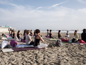 7 Days Beach Yoga Retreat in Italy