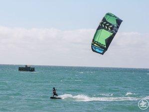 8 jours de yoga de luxe, surf et kitesurf sur la côte nord au Pérou