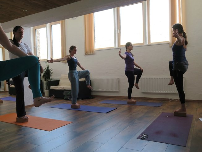 5 Days Community Cooking and Yoga Retreat in Slovenia