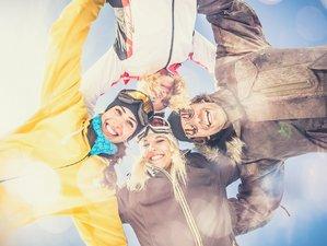 6 Tage Ski und Yoga Retreat in Transsilvanien, Rumänien