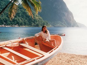 7 Days Rejuvenating Yoga Retreat in Saint Lucia