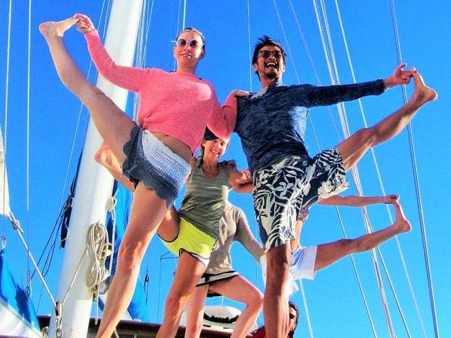 4 Days Cruising Yoga Retreat in Maldives