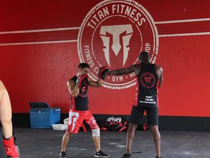 1 Month Crossfit and Boxing Camp in Chalong, Phuket