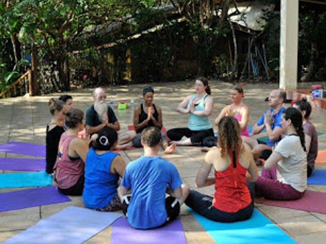 5 días retiro de yoga radiante en Aljezur, Portugal