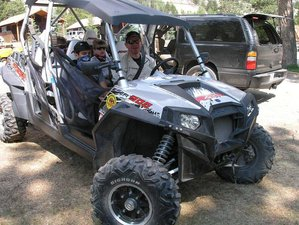 4 Day Polaris RZR Self-Guided ATV Holiday in the Rocky Mountains, Colorado