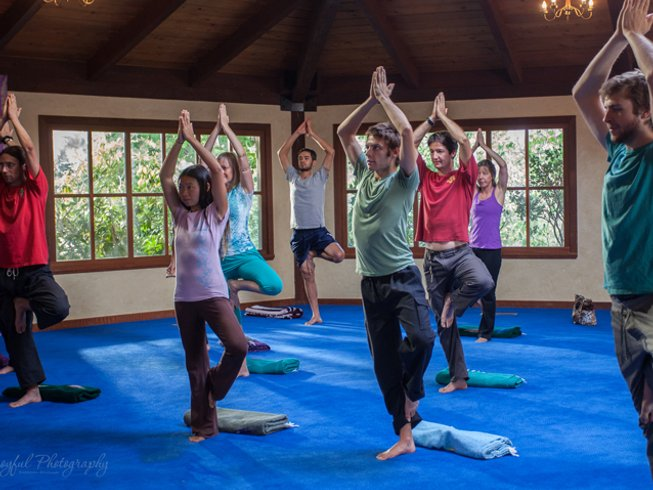 29 Days Ananda Yoga™ Teacher Training California