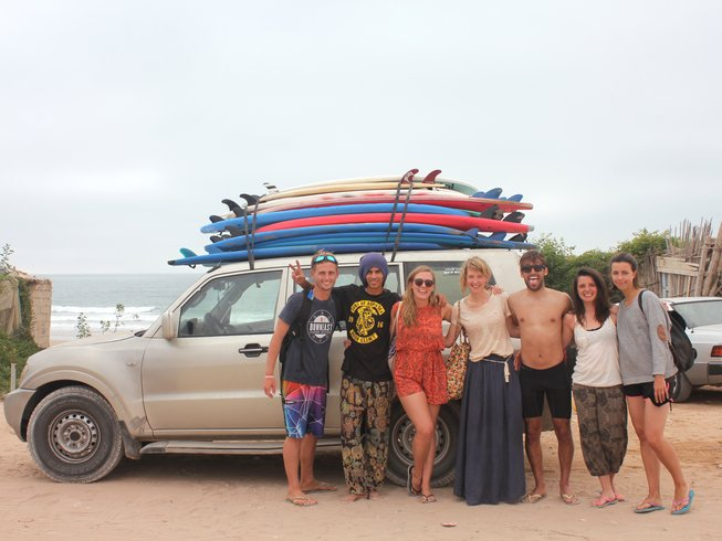10 Days Surf Camp in Taghazout, Morocco