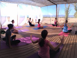 8 Day Meditation and Yoga Retreat in Moraleda de Zafayona, Granada