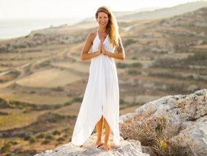 4 jours pour guérir: stage de yoga, marche, massage et méditation à Gozo