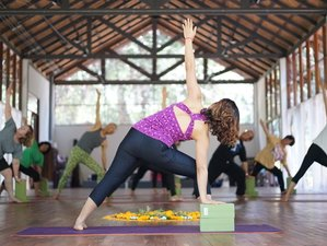8 Days Sook Jai Yoga Retreat for Seniors in Chiang Mai, Thailand