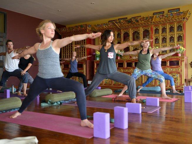 29 Days Yoga Teacher Training in Nepal