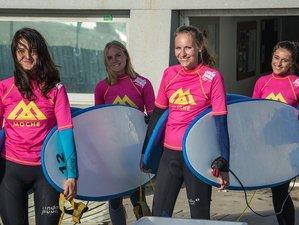 8 Days Invigorating Surf Camp in Porto, Portugal
