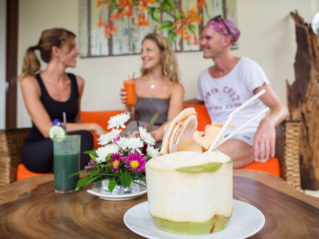 4 Days Yoga and Wellness Spa in Koh Samui, Thailand