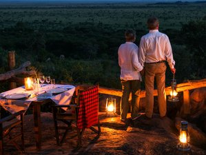 7 Days Honeymoon Adventure Safari in Northern Tanzania
