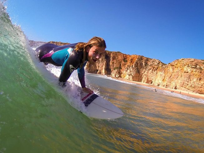 8 Days Algarve Surf, Meditation and Yoga Retreat Portugal