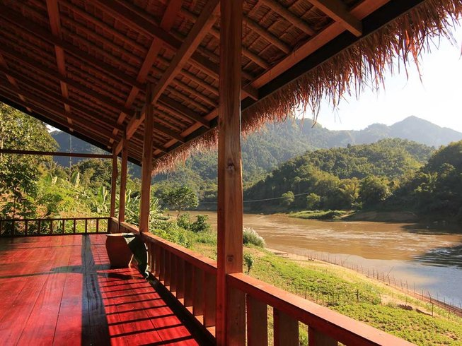 6 Days Mindfulness Meditation and Yoga Retreat Luang Prabang, Laos