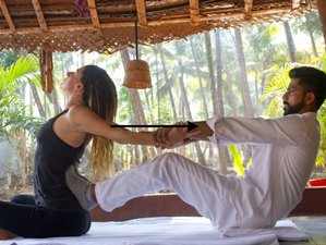 22 Day 200-Hour Yoga Teacher Training with Ayurveda Course in Sunny Goa